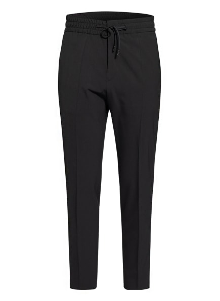 HUGO Anzughose HOWARD Extra Slim Fit, Farbe: 001 BLACK (Bild 1)
