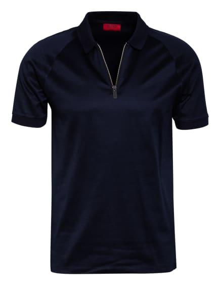 HUGO Poloshirt DAPIR Slim Fit, Farbe: DUNKELBLAU (Bild 1)