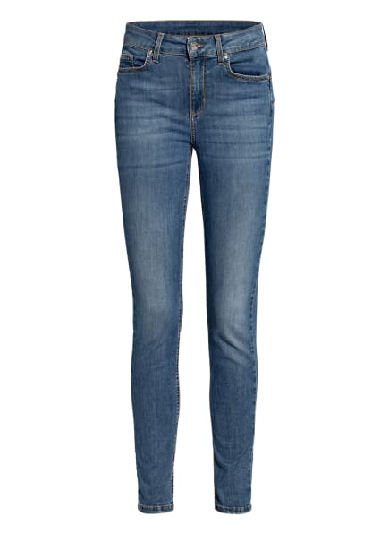 LIU JO Skinny Jeans DIVINE , Farbe: 78211 Den.Blue lt.tencel w (Bild 1)