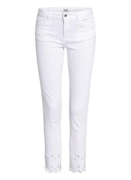 LIU JO Skinny Jeans IDEAL, Farbe: WEISS (Bild 1)