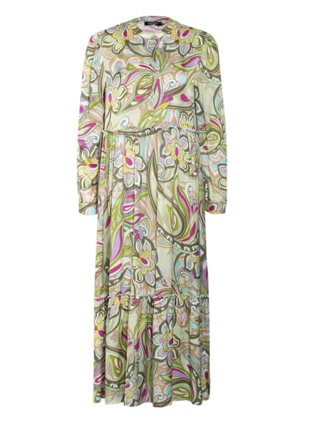 ANNA's Kleid, Farbe: MINT/ HELLLILA/ FUCHSIA (Bild 1)