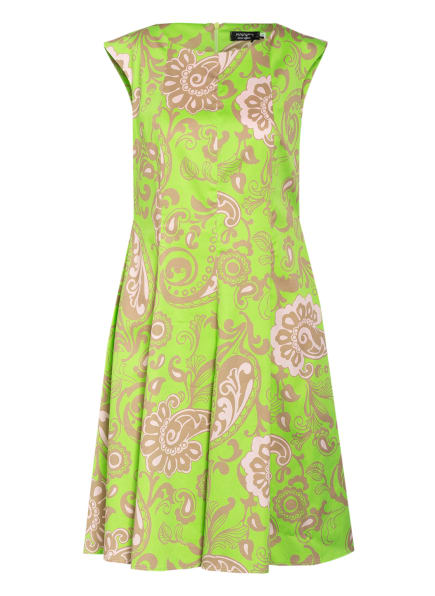 ANNA's Kleid, Farbe: NEONGRÜN/ CAMEL/ HELLROSA (Bild 1)