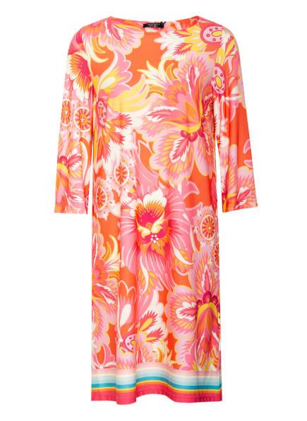 ANNA's Kleid mit 3/4-Arm, Farbe: PINK/ GELB (Bild 1)
