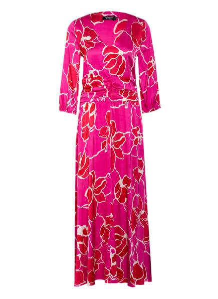 ANNA's Kleid mit 3/4-Arm, Farbe: PINK/ ROT/ WEISS (Bild 1)