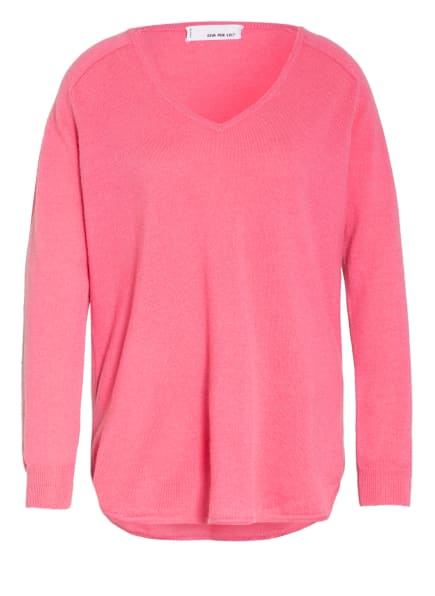 SEM PER LEI Cashmere-Pullover, Farbe: PINK (Bild 1)