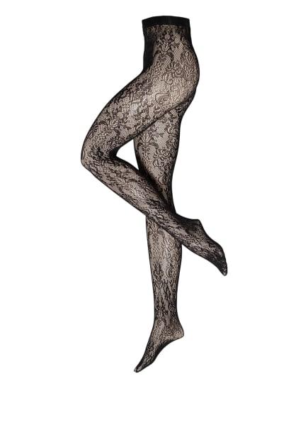 Wolford Feinstrumpfhose PHYLLIS , Farbe: 7005 BLACK (Bild 1)