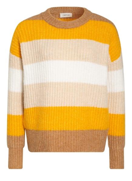 CARTOON Pullover, Farbe: GELB/ CAMEL/ ECRU (Bild 1)
