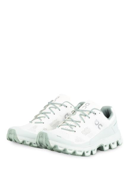 On Running Trailrunning-Schuhe CLOUDVENTURE, Farbe: WEISS/ MINT (Bild 1)