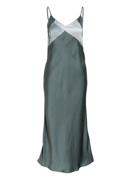 ba&sh Kleid , Farbe: GRÜN/ SILBER (Bild 1)