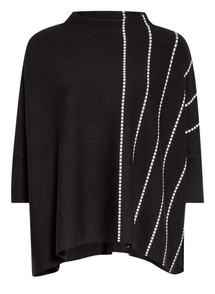 someday Pullover TJELVO , Farbe: SCHWARZ/ WEISS (Bild 1)