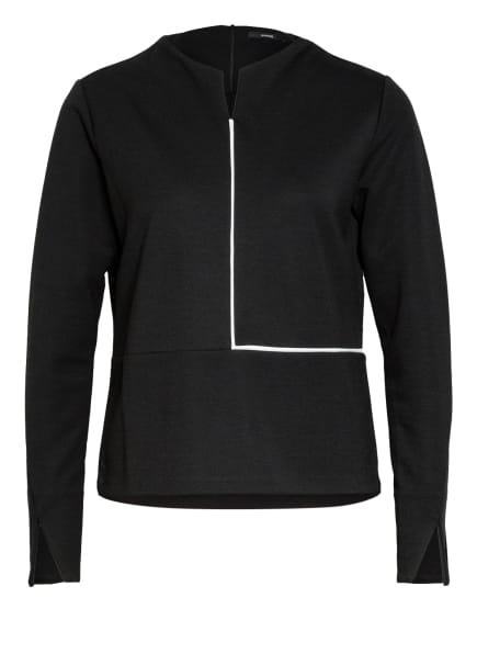 someday Sweatshirt UFUK , Farbe: SCHWARZ/ WEISS (Bild 1)