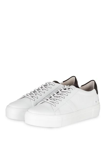 KENNEL & SCHMENGER Sneaker, Farbe: WEISS/ SCHWARZ (Bild 1)