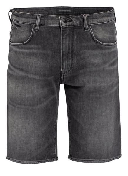 DRYKORN Jeans-Shorts SEEK_2, Farbe: 6200 GRAU (Bild 1)