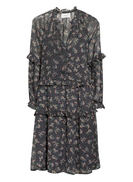 NEO NOIR Kleid HAMPTON , Farbe: GRAU/ GRÜN/ ROSÉ (Bild 1)