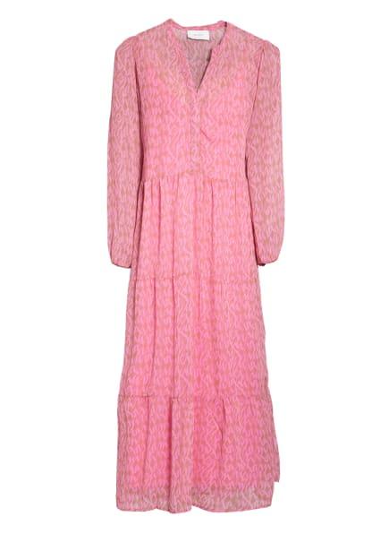 NEO NOIR Kleid NOBIS, Farbe: PINK/ BEIGE (Bild 1)