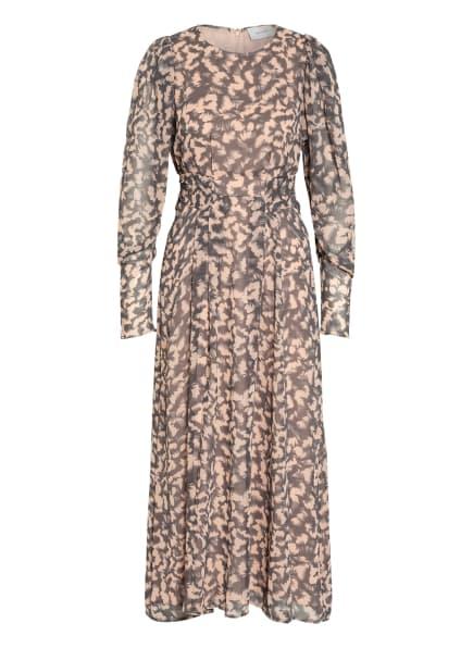 NEO NOIR Kleid VIVIAN, Farbe: DUNKELGRAU/ ROSÉ/ HELLGRAU (Bild 1)
