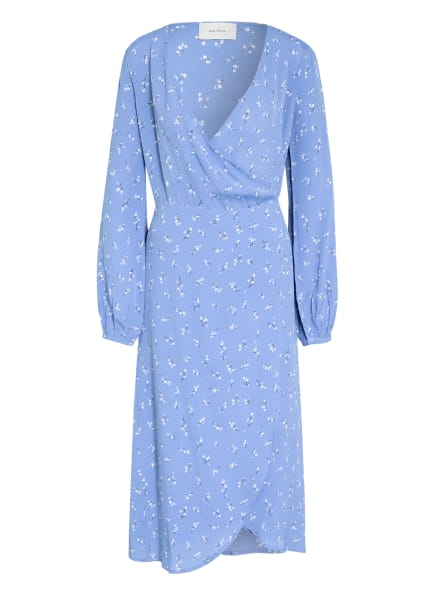 NEO NOIR Kleid ESSA, Farbe: HELLBLAU/ WEISS/ SCHWARZ (Bild 1)