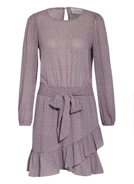 NEO NOIR Kleid FENJA , Farbe: HELLORANGE/ HELLLILA/ WEISS (Bild 1)