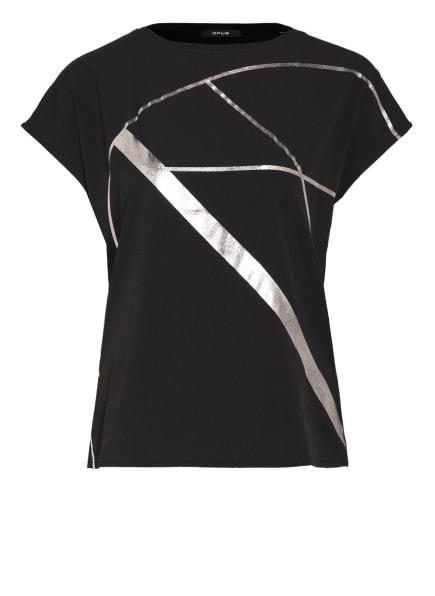 OPUS T-Shirt SANINA, Farbe: SCHWARZ (Bild 1)