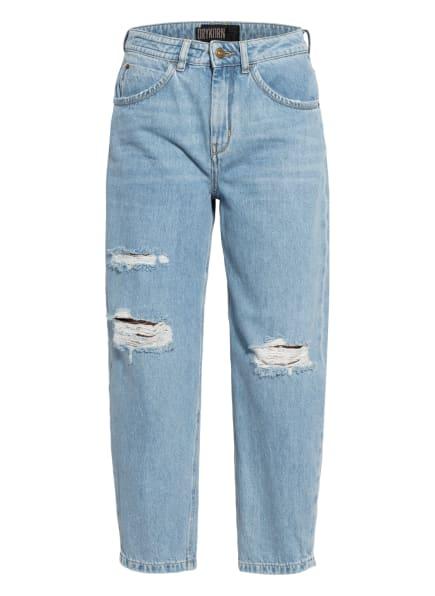 DRYKORN Boyfriend Jeans SHELTER, Farbe: 3710 blau (Bild 1)
