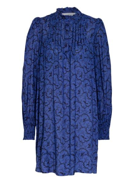 MUNTHE Kleid TOLUCA , Farbe: BLAU/ SCHWARZ (Bild 1)