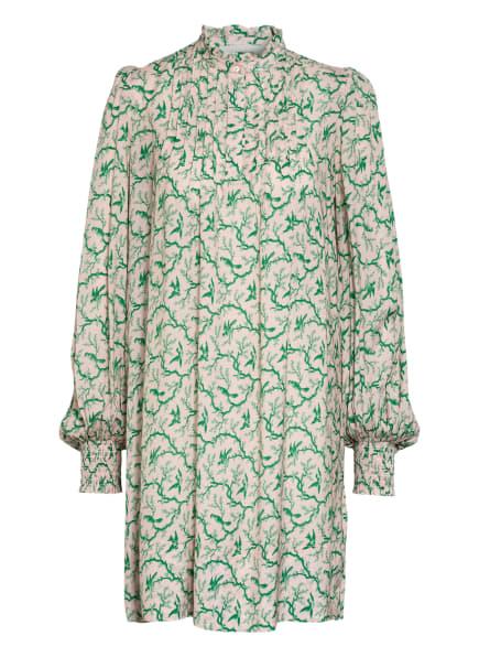 MUNTHE Kleid TOLUCA , Farbe: ROSÉ/ GRÜN (Bild 1)