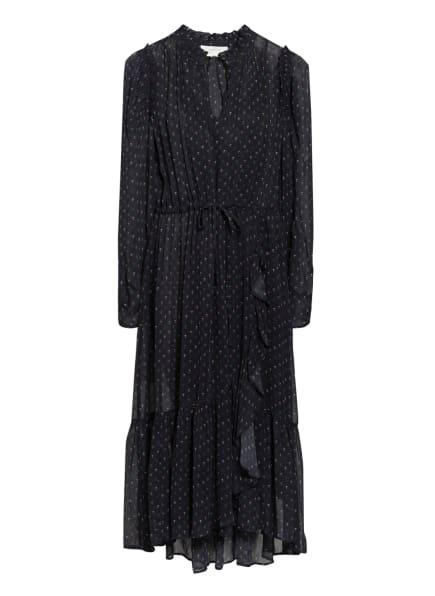 MUNTHE Kleid TACCA , Farbe: SCHWARZ/ WEISS/ GRÜN (Bild 1)