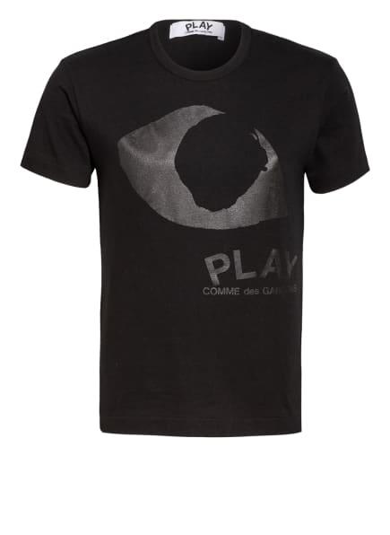 COMME des GARÇONS PLAY T-Shirt, Farbe: SCHWARZ (Bild 1)