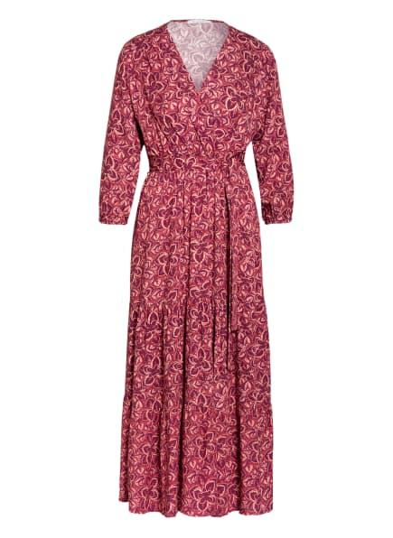 Freebird Kleid FILLE mit 3/4-Arm , Farbe: HELLROSA/ ALTROSA (Bild 1)
