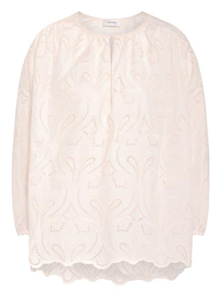ottod'ame Blusenshirt aus Spitze, Farbe: ECRU (Bild 1)
