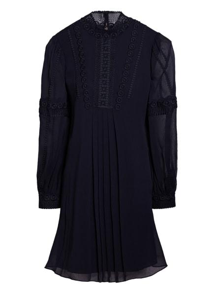 TED BAKER Kleid GEORRGI mit Spitzenbesatz , Farbe: DUNKELBLAU (Bild 1)