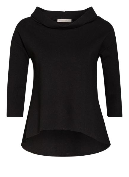 RINASCIMENTO Sweatshirt mit 3/4-Arm , Farbe: SCHWARZ (Bild 1)