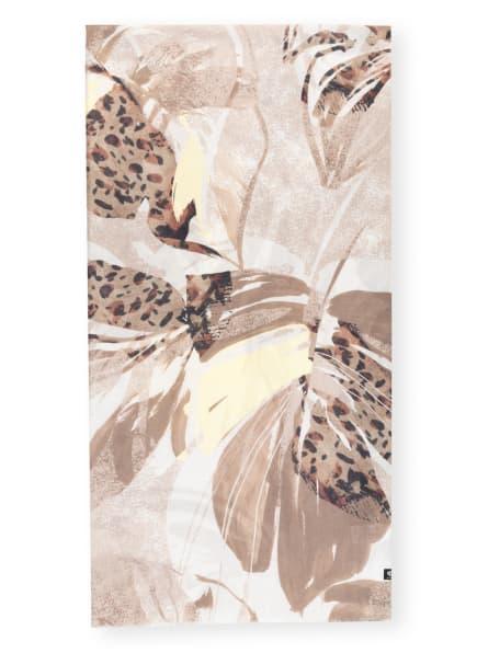 FRAAS Schal, Farbe: HELLGRAU/ TAUPE/ HELLGELB (Bild 1)