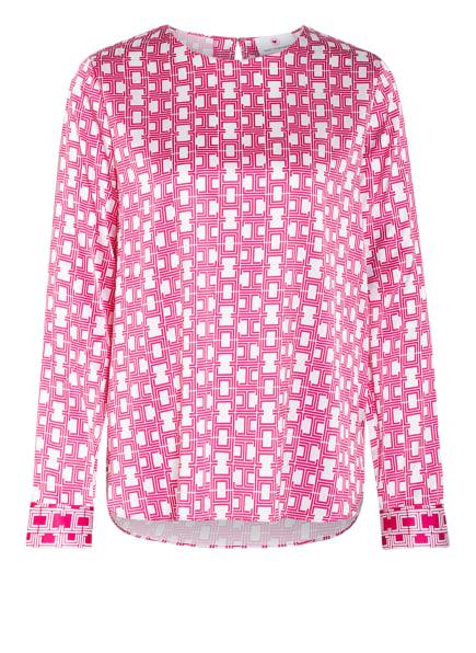 HERZEN'S ANGELEGENHEIT Blusenshirt, Farbe: WEISS/ PINK (Bild 1)