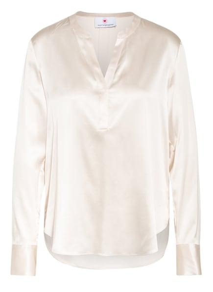 HERZEN'S ANGELEGENHEIT Blusenshirt aus Seide , Farbe: HELLROSA (Bild 1)