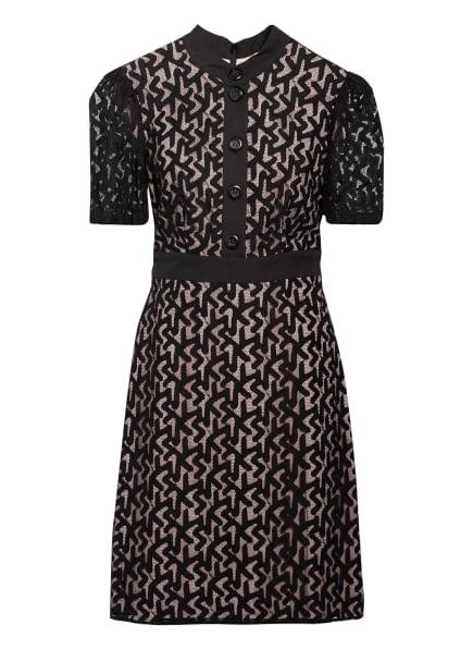 damsel in a dress Spitzenkleid BRAIR , Farbe: HELLROSA/ SCHWARZ/ WEISS (Bild 1)