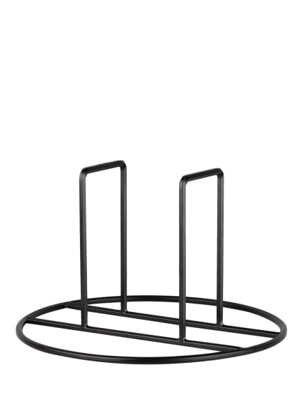 umbra Zeitschriftenhalter HOOP, Farbe: SCHWARZ (Bild 1)