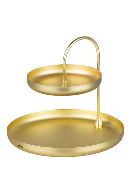 umbra Schmuckablage POISE, Farbe: GOLD (Bild 1)