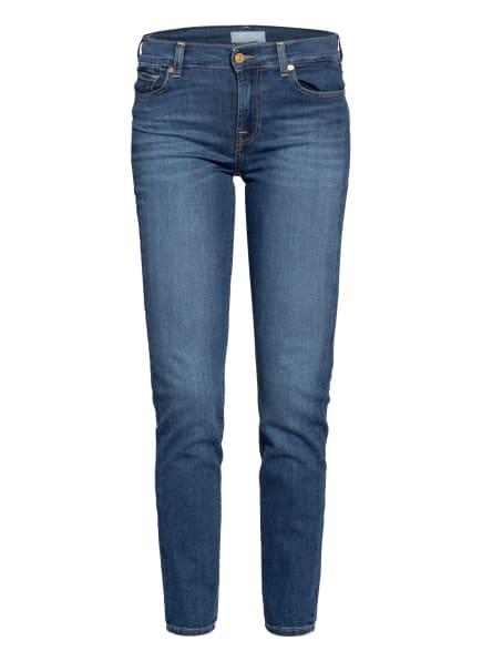 7 for all mankind Skinny Jeans ROXANNE, Farbe: B (air) Duchess MID BLUE (Bild 1)