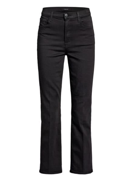 J BRAND 7/8-Bootcut Jeans, Farbe: J00191 ECO SERIOUSLY BLACK (Bild 1)