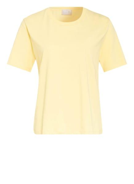 Mrs & HUGS T-Shirt, Farbe: GELB (Bild 1)