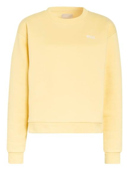 Mrs & HUGS Sweatshirt, Farbe: GELB (Bild 1)