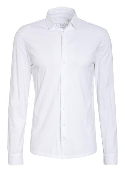 Juvia Jerseyhemd Slim Fit, Farbe: WEISS (Bild 1)