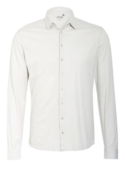 Juvia Jerseyhemd Slim Fit, Farbe: HELLGRAU (Bild 1)