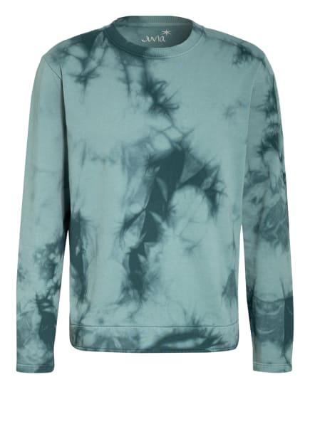 Juvia Sweatshirt, Farbe: PETROL/ MINT (Bild 1)