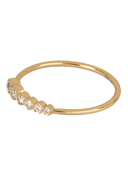SOPHIE BILLE BRAHE Ring PLEINE DE DIAMANT, Farbe: GOLD/ WEISS (Bild 1)
