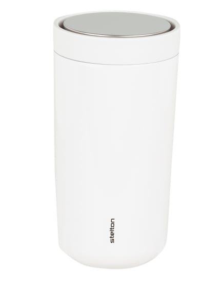 stelton Thermobecher TO GO CLICK, Farbe: WEISS (Bild 1)