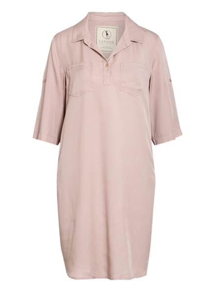 CATNOIR Kleid , Farbe: ROSÉ/ DUNKELBLAU (Bild 1)