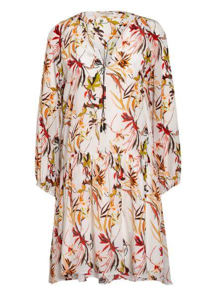 CATNOIR Kleid , Farbe: WEISS/ ROT/ GRÜN (Bild 1)