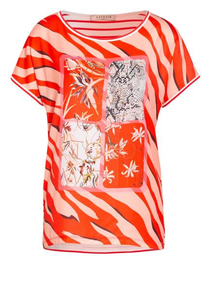 CATNOIR T-Shirt , Farbe: ROT/ WEISS (Bild 1)